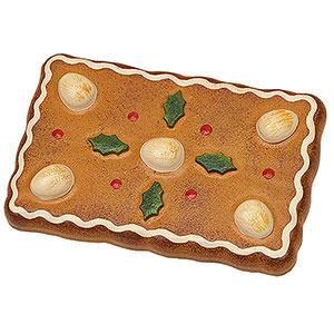 Geschenkideen Herzensangelegenheit Magnetpin Honigkuchen - 7 cm