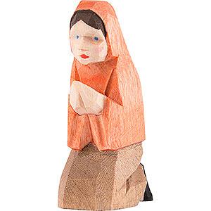 Nativity Figurines All Nativity Figurines Mary - 4 cm / 1.6 inch