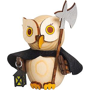 Small Figures & Ornaments Kuhnert Mini Owls Mini Owl Hunter - 7 cm / 2.8 inch