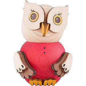 Small Figures & Ornaments Kuhnert Mini Owls Mini Owl Red - 7 cm / 2.8 inch