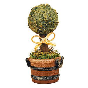 Small Figures & Ornaments Hubrig Flower Kids Miniature Boxwood - Set of Three - 6 cm / 2,5 inch