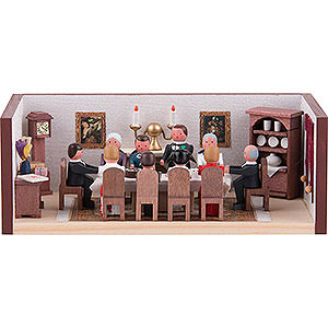 Small Figures & Ornaments Miniature Rooms Miniature Room - Birthday Parlor - 4 cm / 1.6 inch