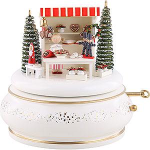 Music Boxes Christmas Music Box