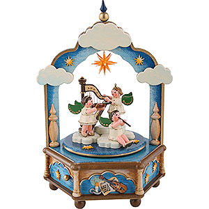 Music Boxes Christmas Music Box Silent Night - 26 cm / 10 inch
