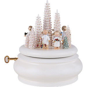 Music Boxes Christmas Music Box