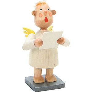 Kleine Figuren & Miniaturen Bengelchen (Ulbricht) Sonstige Bengelchen Musikbengelchen mit Buch - 6,5 cm