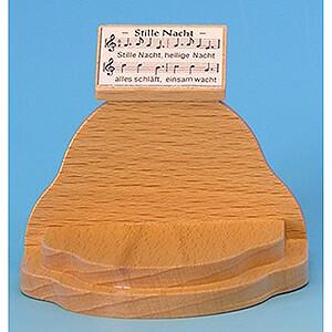 Weihnachtsengel Engel - natur - klein Notenpult