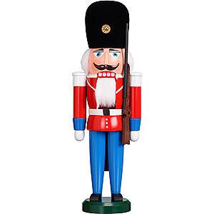 Nussknacker Soldaten Nussknacker Däne rot - 39 cm