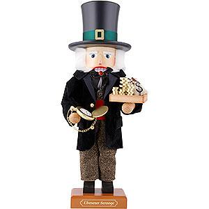 Nussknacker Bekannte Personen Nussknacker Ebenezer Scrooge, limitiert - 51,5 cm
