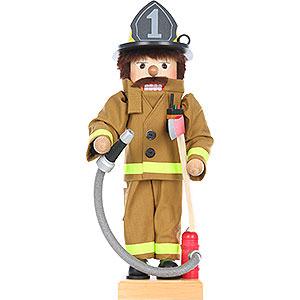 Nussknacker Berufe Nussknacker Feuerwehrmann, limitiert - 48 cm