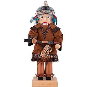 Nussknacker Sonstige Nußknacker Nussknacker Indianer - 49,5 cm
