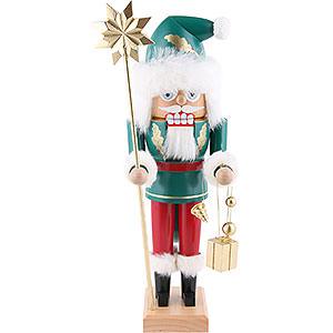 Nussknacker Weihnachtsmänner Nussknacker Irischer Weihnachtsmann -29 cm