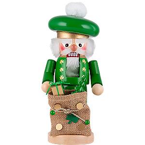 Nussknacker Weihnachtsmänner Nussknacker Irischer Weihnachtsmann - 30 cm