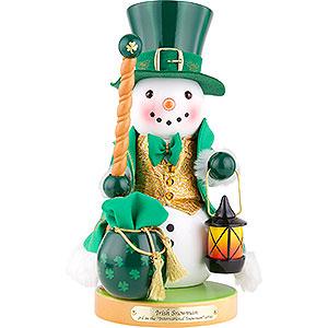 Nussknacker Sonstige Nußknacker Nussknacker Irish Snowman - 32 cm