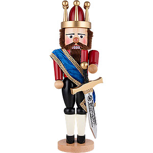 Nussknacker Könige Nussknacker König Arthur - 40 cm