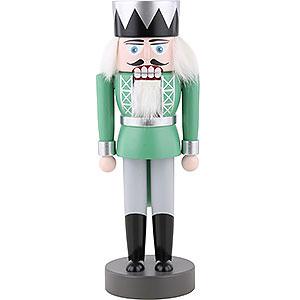 Nussknacker Könige Nussknacker König grün - 25 cm