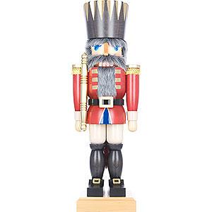 Nussknacker Könige Nussknacker König rot - 71,5 cm