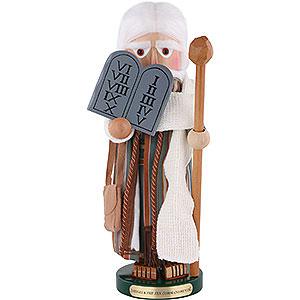 Nussknacker Bekannte Personen Nussknacker Moses 'Die Zehn Gebote' - 40 cm