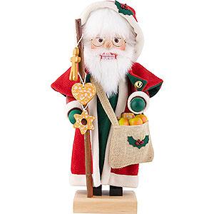 Nussknacker Weihnachtsmänner Nussknacker Nikolaus, limitiert - 46 cm