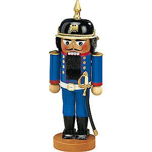 Nussknacker Soldaten Nussknacker Pickelhaube - 35 cm