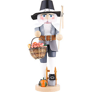 Nussknacker Hobbies Nussknacker Pilgrim - 42,5 cm