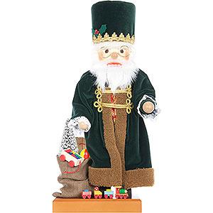 Nussknacker Weihnachtsmänner Nussknacker Russischer Weihnachtsmann Limitiert - 48 cm