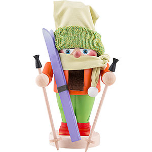 Nussknacker Hobbies Nussknacker Skifahrer - 25 cm