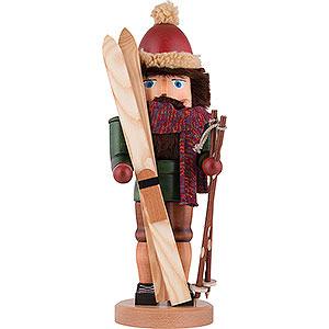 Nussknacker Hobbies Nussknacker Skifahrer - 43 cm