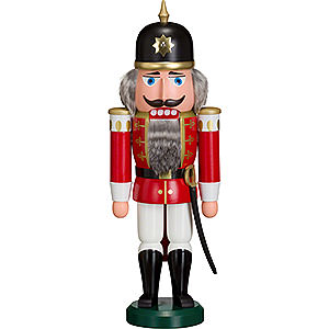 Nussknacker Soldaten Nussknacker Soldat rot - 36 cm