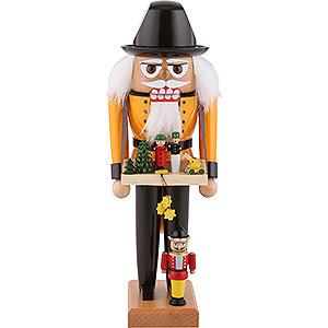 Nussknacker Berufe Nussknacker Spielzeughändler - 28 cm