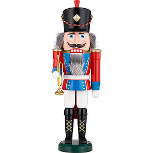 Nussknacker Soldaten Nussknacker Trompeter - 39 cm