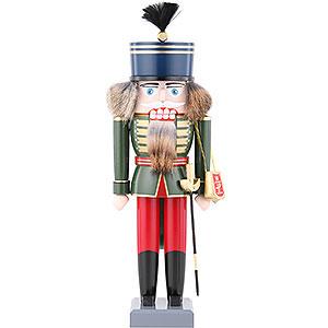 Nussknacker Soldaten Nussknacker Ungarischer Husar - 29 cm