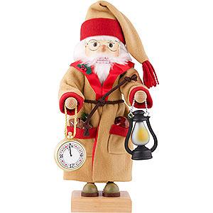 Nussknacker Weihnachtsmänner Nussknacker Vater Zeit Limitiert - 46 cm