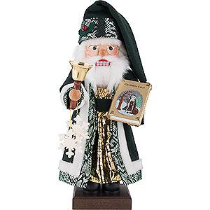 Nussknacker Weihnachtsmänner Nussknacker Weihnachtsglanz - 48 cm