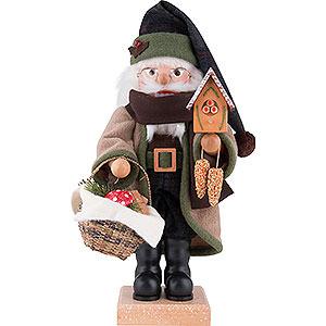 Nussknacker Weihnachtsmänner Nussknacker Weihnachtsmann Waldfreund - 48,5 cm
