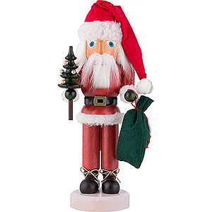 Nussknacker Weihnachtsmänner Nussknacker Weihnachtsmann lasiert - 40,5 cm