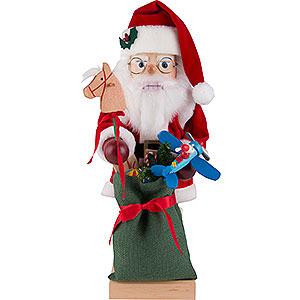Nussknacker Weihnachtsmänner Nussknacker Weihnachtsmann mit Spielzeug - 47 cm