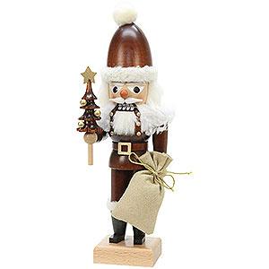 Nussknacker Weihnachtsmänner Nussknacker Weihnachtsmann natur - 30,0 cm