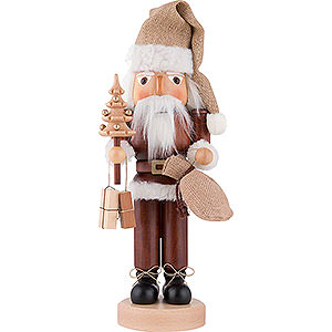 Nussknacker Weihnachtsmänner Nussknacker Weihnachtsmann natur - 40,5 cm