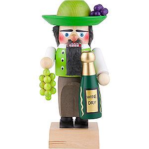 Nussknacker Berufe Nussknacker Weinverkäufer - 30 cm