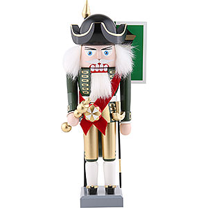 Nutcrackers Famous Persons Nutcracker - August the Strong - 30 cm / 12 inch