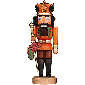 Nutcrackers Kings Nutcracker - Autumn King - 37,5 cm / 14.8 inch