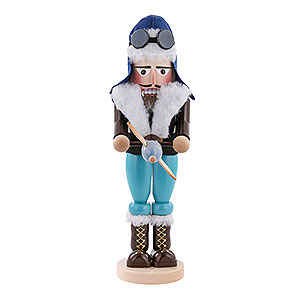 Nutcrackers Professions Nutcracker - Aviator Hero - 40 cm / 16 inch