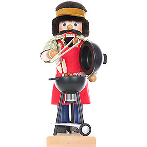 Nutcrackers Hobbies Nutcracker - BBQ King - Limited Edition - 44 cm / 17 inch