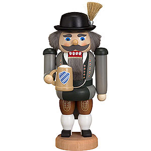 Nutcrackers Hobbies Nutcracker - Bavarian - 20 cm / 8 inch