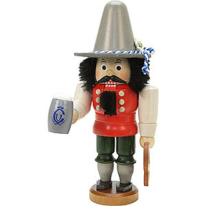 Nutcrackers Misc. Nutcrackers Nutcracker - Bavarian Glazed - 17,5 cm / 7 inch