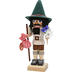 Nutcrackers Hobbies Nutcracker - Bavarian Hiker - 28,5 cm / 11 inch