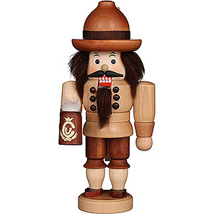 Nutcrackers Misc. Nutcrackers Nutcracker - Bavarian Natural - 16,5 cm / 6.5 inch