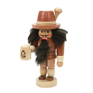 Nutcrackers Misc. Nutcrackers Nutcracker - Bavarian Natural Colors - 10,5 cm / 4 inch