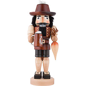 Nutcrackers Misc. Nutcrackers Nutcracker - Bavarian Natural Colors - 37,5 cm / 15 inch